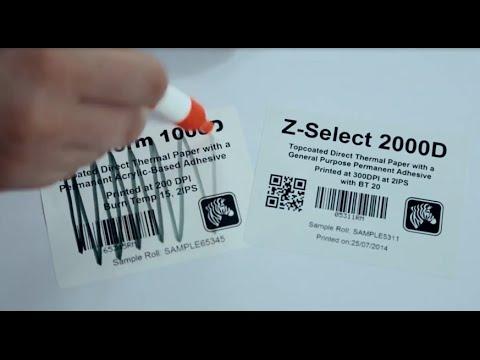 Originální spotřební materiál od Zebra Technologies