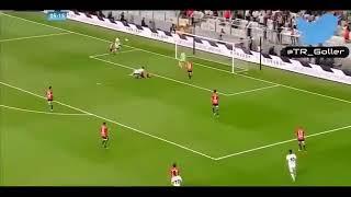Asist oğuzhan özyakup gol Babel (Beşiktaş lask linz 1 0)