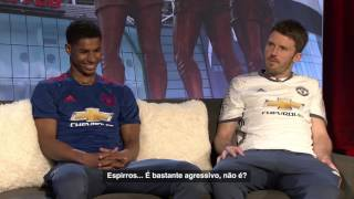 Man Utd WouldyoUnited | Everything But Football Football Show | Chevrolet FC