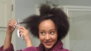 ♡Je coupe mes cheveux défrisés   Big Chop♡