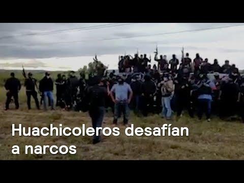 Huachicoleros de Guanajuato desafían al CJNG - En Punto con Denise Maerker