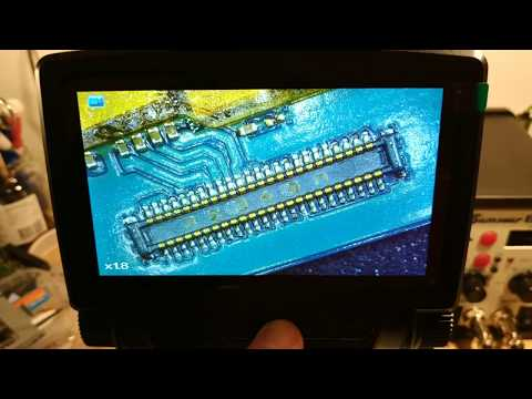 Мой микроскоп для ремонта микроэлектроники.