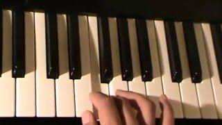 عزف الاورغ للمبتدئين إنتي باغية واحد Video