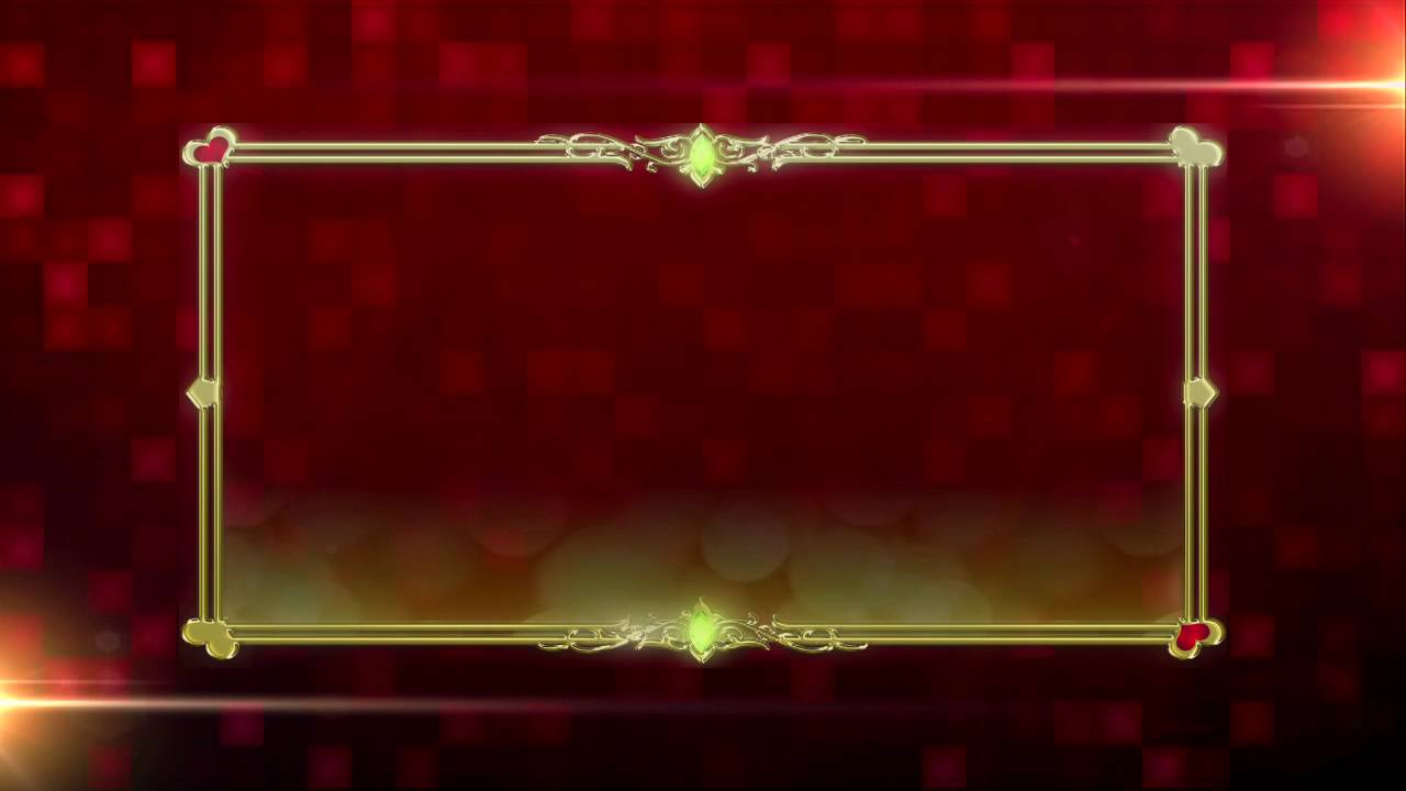 Hd royalty background animation graphics wedding title background motion graphics pack youtube - Title wallpaper ...