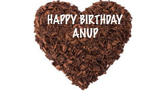 Anup  Chocolate - Happy Birthday