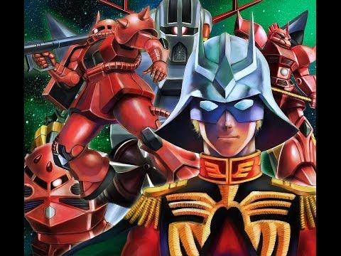 Gundam Voice s  Char Aznable