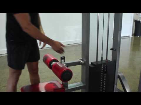 How To Use Gym Equipment: Lat Pull Down