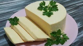 Домашний Сыр Простой и Вкусный Рецепт за 15 Минут