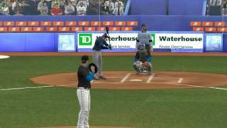 MLB 2K9 PC Gameplay CLE Indians @ TOR Blue Jays 9th Top