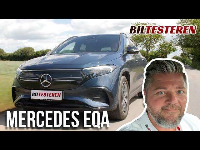 Den fedeste elbil fra Mercedes lige nu er EQA (test)