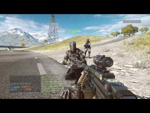 BF4 JSOC Milsim WAR against MI5 MI6 and 7th