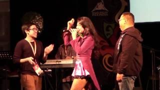 "Pasar Malam Indonesia 2011 - 7 april, Den Haag  -----  Lia Emilia - ""Cinta Satu Malam"""