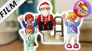 摩比游戏 Playmobil 小电影 圣诞节到啦 圣诞老人来