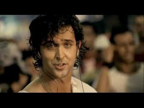 Hrithik Roshan - Sony Ericsson - The Thump