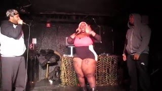 Repeat youtube video Spicee Cajun & RoadModel & Winky Wink Are Performing Live At The Pyramid Club In New York, NY