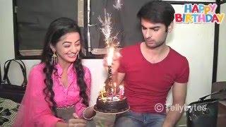 Helly Shah aka Swara of Swaragini Celebrates her B