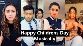 Happy Childrens Day Musically | Jannat, Manjul, Avneet, Awez, Aashika, Nagma