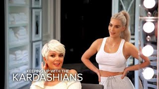 Baixar KUWTK | Kris Jenner Is Feeling Her Icy Blonde Hairdo | E!