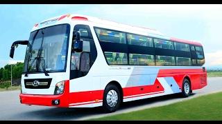Xe Ô tô Buýt Hà Nội Số 5 🚌 Wheels on the bus go round and round the vehicles by HTBabyTV
