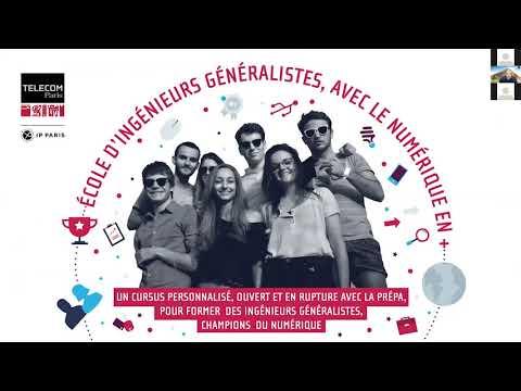 JPO Télécom Paris 16/07/20 : Un cursus personnalisé