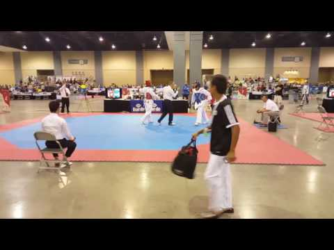 Shaun Alexander tkd 2016 highlight video
