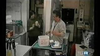 TG3 Toscana - primo trapianto pediatrico di trachea - www.nopc.it