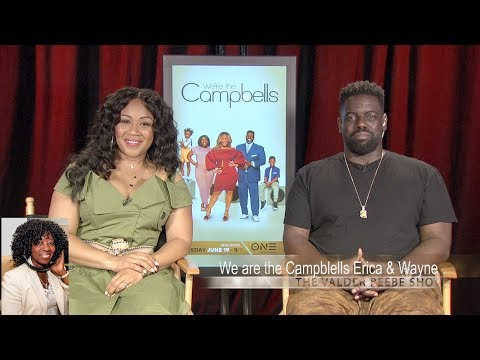 TV1 We're  the Campbells Erica Campbell & Warryn Campbell
