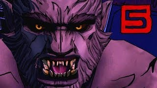 The Wolf Among Us - Episode 2 Smoke and Mirrors #5 ENDE - Let