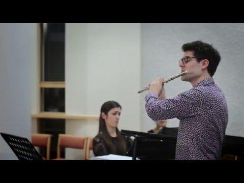 J.S. Bach - Flute Sonata In G Minor, BWV 1020 II. Adagio