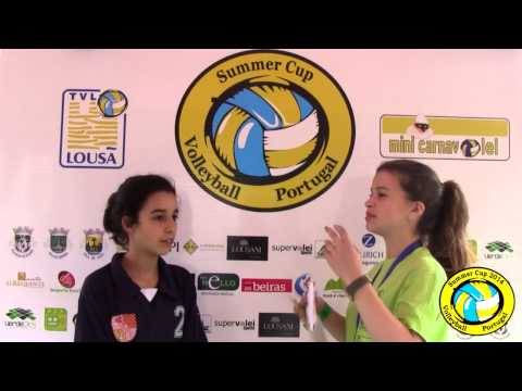 Summer Cup Flash Interview | Joana Veríssimo - CAIC