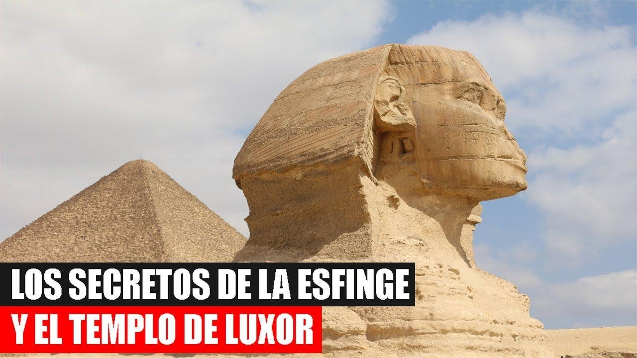 Download Los Secretos de la Esfinge de Egipto y el código oculto de Luxor