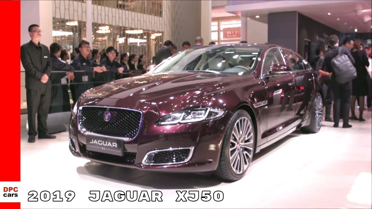 2019 Jaguar Xj50 Youtube