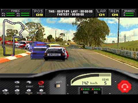 Touring Car Champions Torus Games Ms Dos 1997 Youtube
