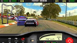 Touring Car Champions (Torus Games) (MS-DOS) [1997] [PC Longplay]