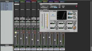 Mixing Drums - Dynamics - Isolating the Internal Bass Drum Mic
