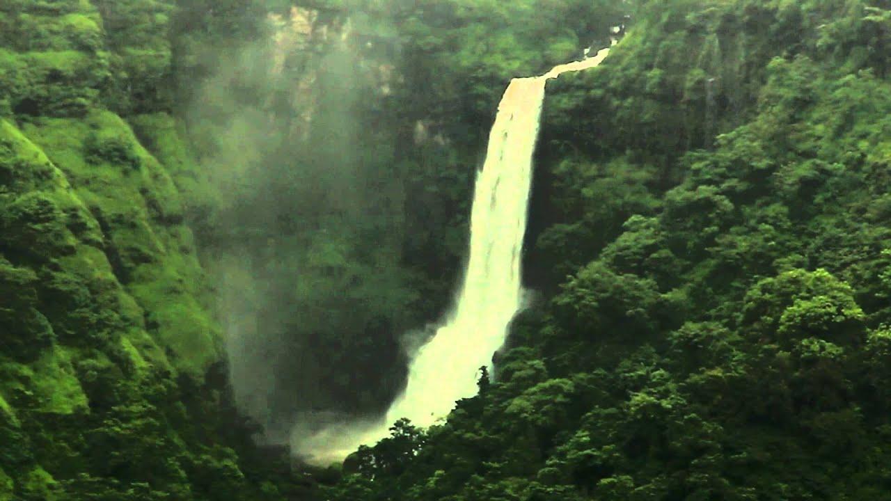 Hd Wallpaper Monsoon Lonavala Khandala Waterfalls Www