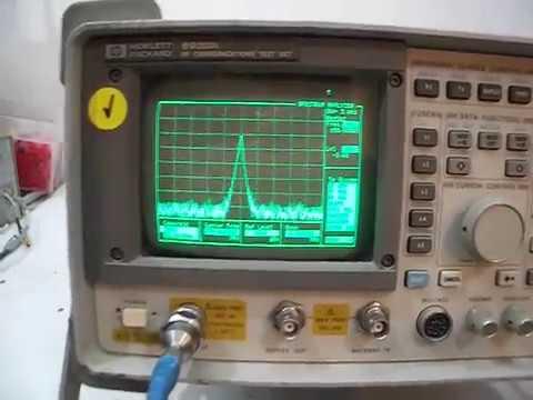 8920A Communication Test Set Patentix Ltd