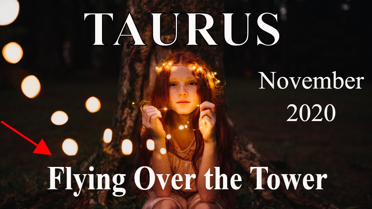 Taurus ~ The Chariot VS the Tower, and the Race is On...Go!! ~ Psychic Tarot Reading, November 2020