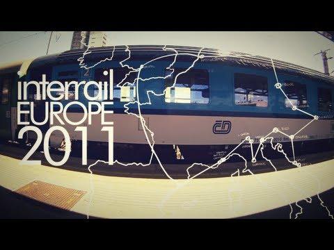 My Interrail Europe Trip 2011