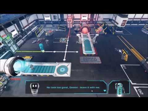 Algo Bot: gameplay walkthrough part 2 (no commentary)  