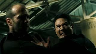 Jason Statham vs. Jet Li(WAR)2007