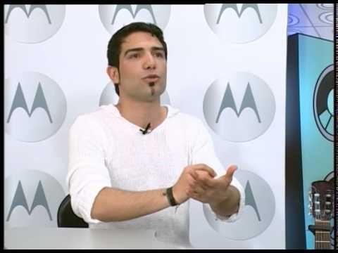 Number 1 TV 22 Nisan 2005 hello Moto programı Cüneyt Tek