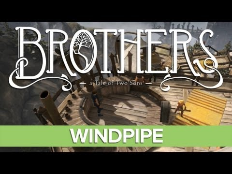 Brothers: A Tale of Two Sons - Trophy Guide and Road Map ...