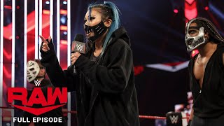 WWE Raw Full Episode, 21 September 2020