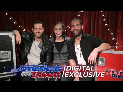 German Cornejo's Dance Company Recalls Their Special AGT Performance - America's Got Talent 2017