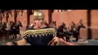 La corsa delle bighe  .....dal film....Ben Hur..........di Luciano Selmi