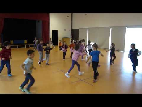 Warm up song - First grade A - Physical Education