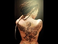 Gambar cover angel and devil girl tattoo