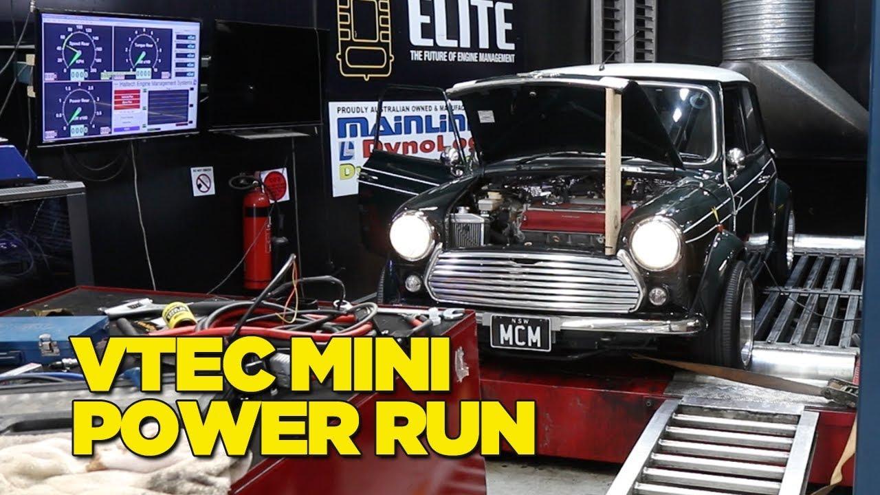 vtec-mini-power-run