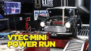 VTEC Mini Power Run